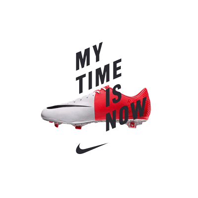 Nike – My Time Is Now